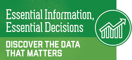 essential information, essential decisions - discover the date that matters
