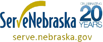 Serve Nebraska logo
