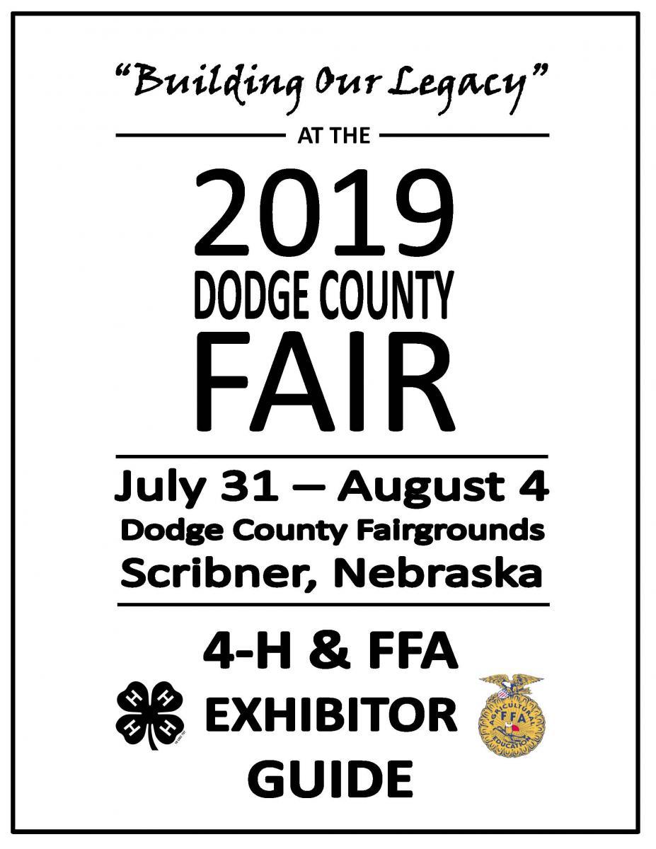 Dodge County Fair Nebraska 2020.Dodge County Fair Nebraska Extension