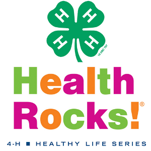 Health Rocks! Logo