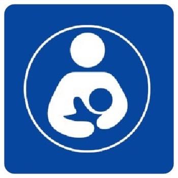 Breastfeeding-Friendly Business Logo