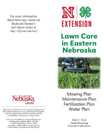 Lawn Care in Eastern Nebraska