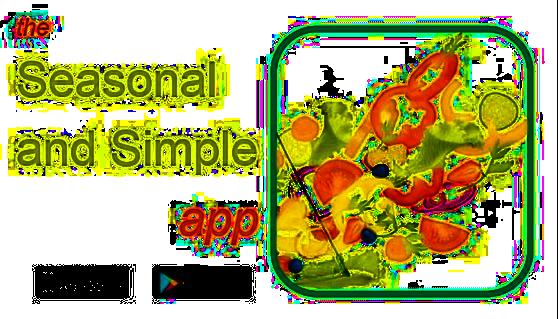 Seasonal and Simple logo