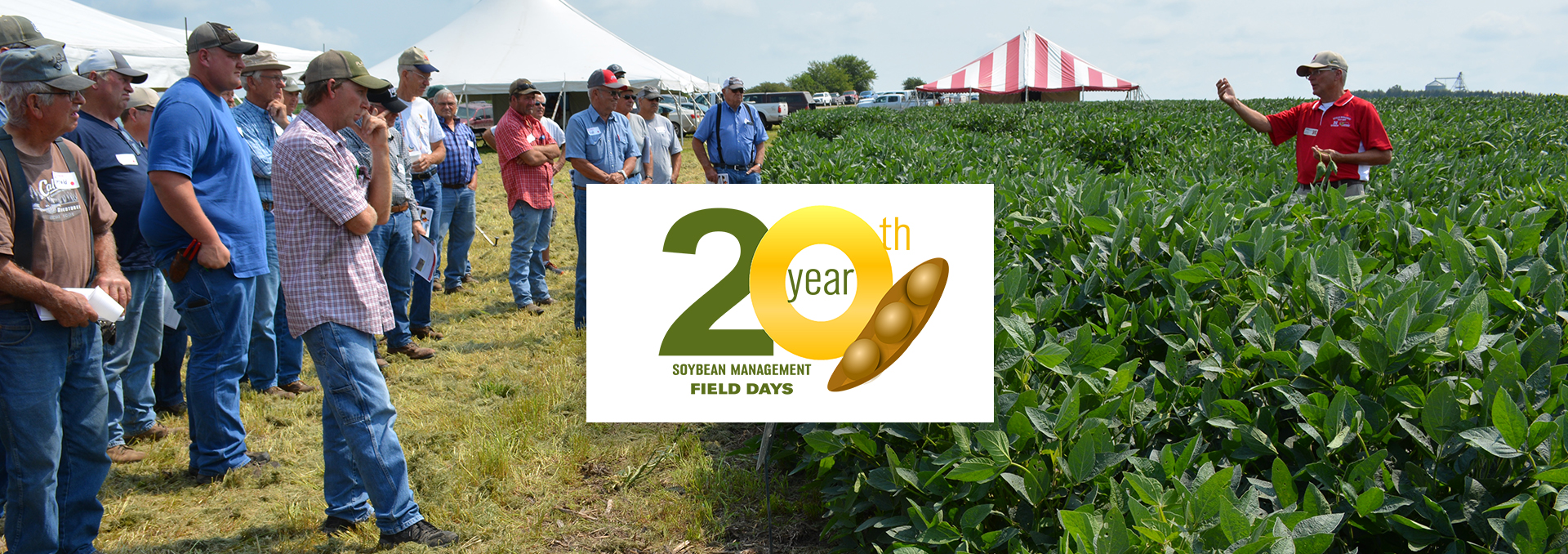 Soybean Management Field Days