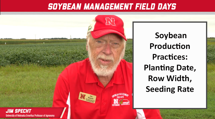 5 - 2021 Soybean Management Field Days - Yield-Increasing Soybean Production Practices: Planting Date, Row Width, Seeding