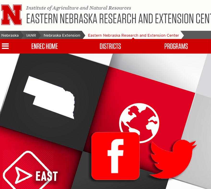 ENREC Social Media and Web