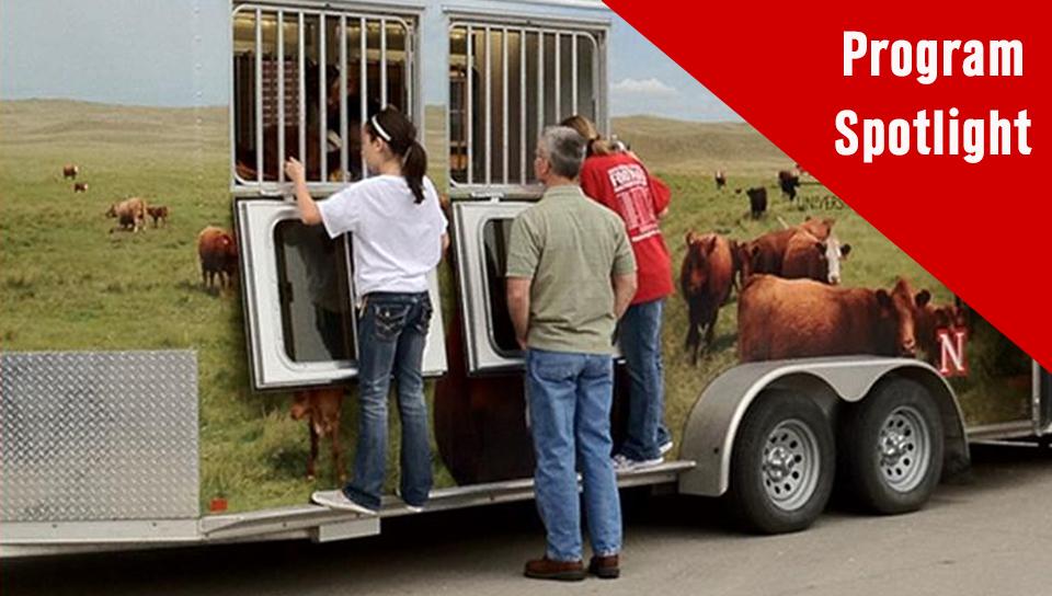 Husker Beef Mobile Lab