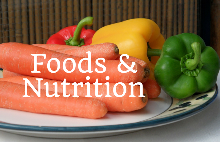 Food and Nutrition Vegitables