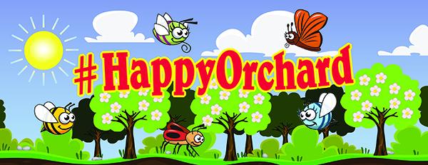 #HappyOrchard
